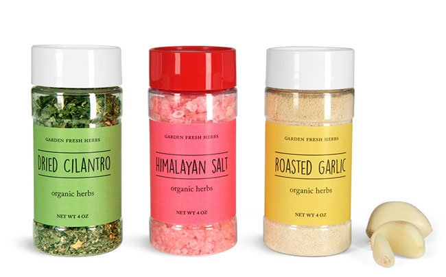 SKS Bottle & Packaging - Food Containers, Spice Containers