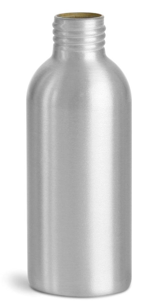 Aluminum Bottles (Bulk), Caps NOT Included