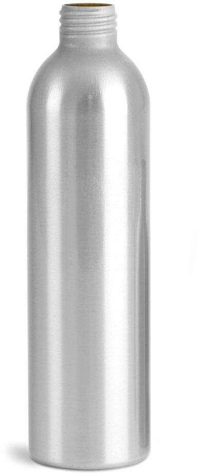 Aluminum Bottles, Bulk (Caps Not Included)