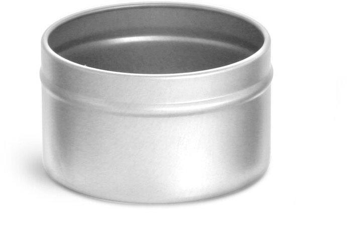 Deep Metal Tin Bottoms (Bulk, No Covers)