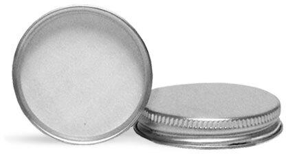 Aluminum PE Lined Caps