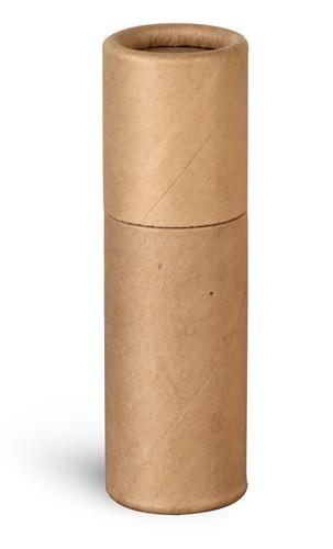 Original Brown Paperboard Tubes