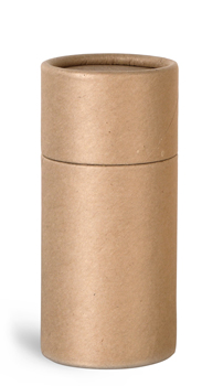 New Brown Paperboard Tubes