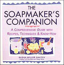 Soap Books, The Soapmaker's Companion