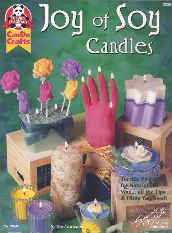 Candle Books, Joy Of Soy Candles