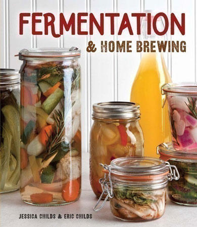 Food Books, Fermentation and Home Brewing