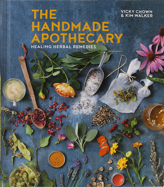 Herbal Books, Vicky Chown & Kim Walker's The Handmade Apothecary
