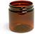 Amber Plastic Jars