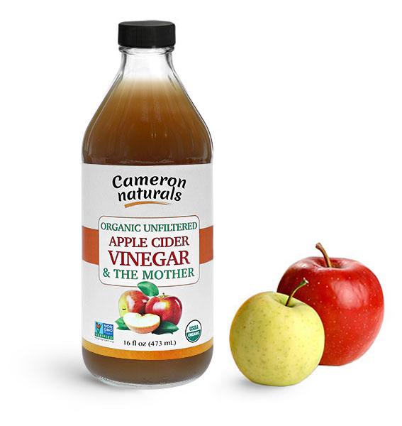 Wellness Drink Bottles, Apple Cider Vinegar Bottles