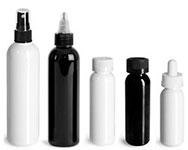Black & White Cosmo Round Bottles Promo