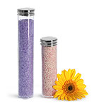 Aromatherapy Bath Salt Tubes