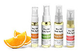 Aromatherapy Mini Vials With Sprayers