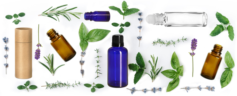 Aromatherapy Containers