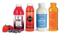 Plastic Beverage Bottles Promo