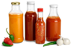 Dressing and Sauce Bottles