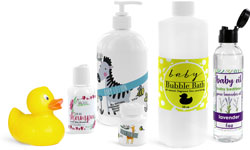 Baby Care Plastic Bottles