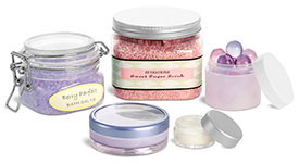 Bath & Body Care Jars and Tins