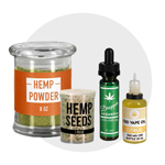 Hemp & CBD Packaging