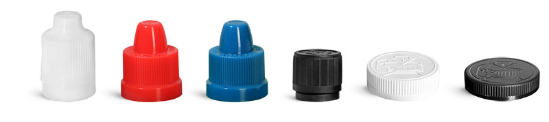 Product Spotlight - Child Resistant Caps