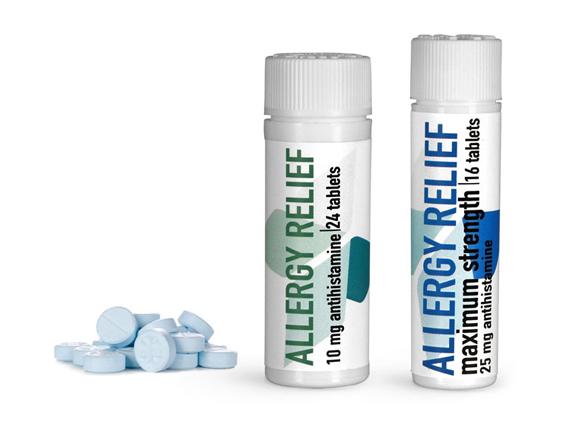 Child Resistant Pill Bottles