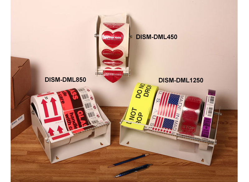 Label Dispensers, Dispensa-Matic - DML Series