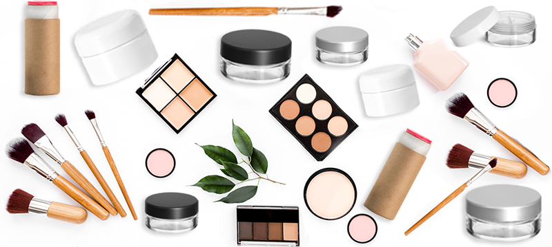 DIY Cosmetics In SKS Containers