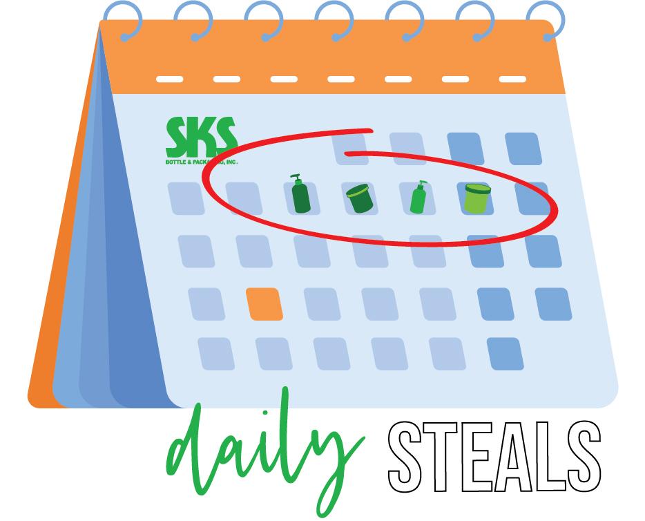 SKS Steals Promo