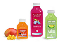 Wellness Drink Bottles, Pure Juice Bottles