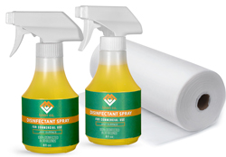 Disinfectant Spray Bottles