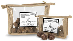 Hemp Zipper CBD Edible Bags