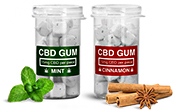 Plastic CBD Candy Containers