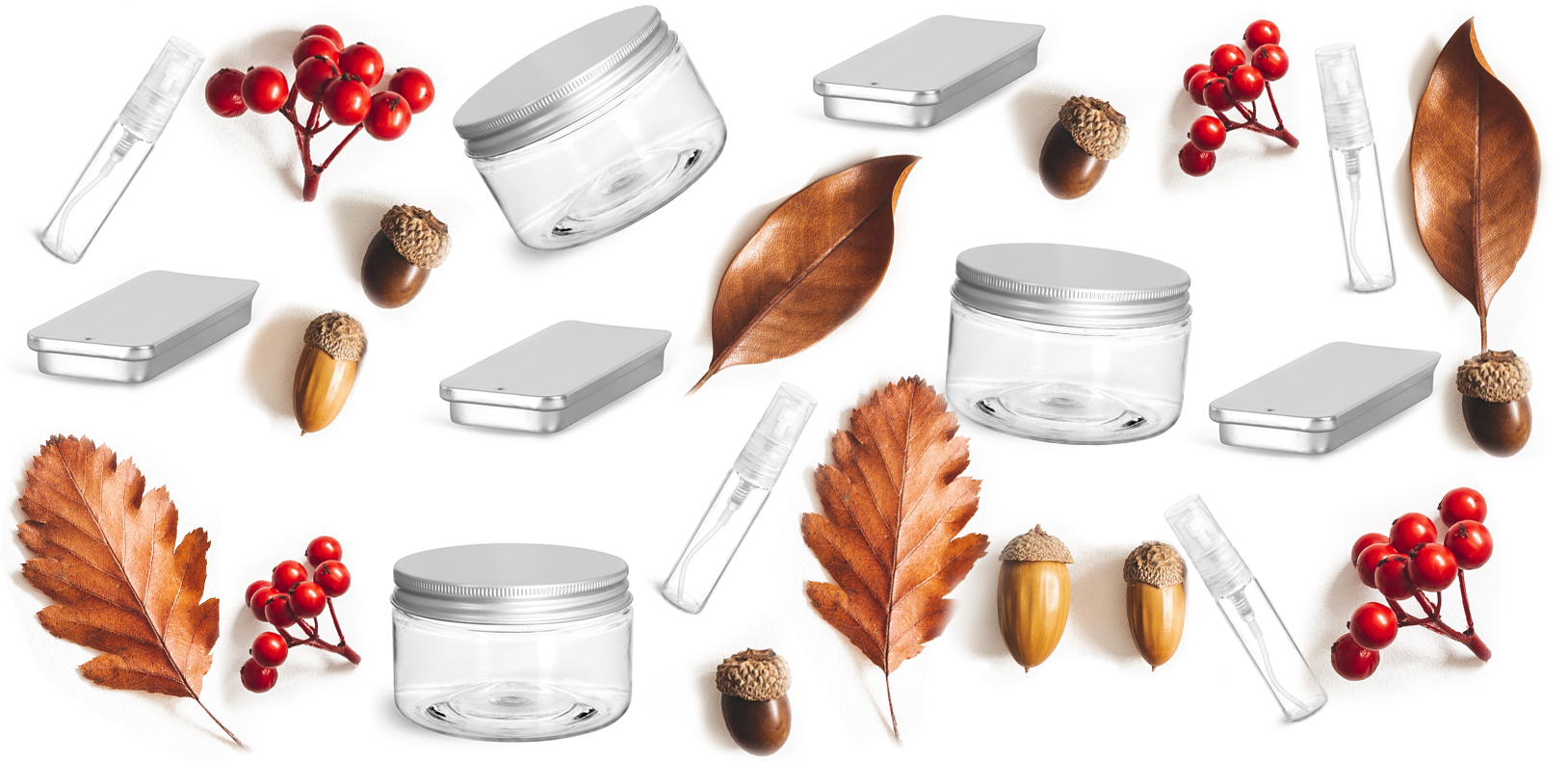 Fall Recipes in SKS Containers