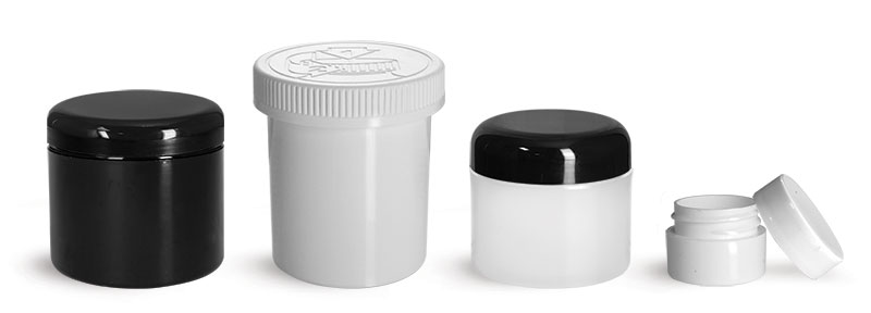 Polypropylene Jars