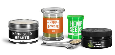 CBD & Hemp Packaging