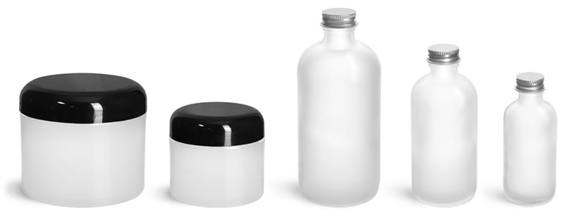 Product Spotlight - Frosted Containers