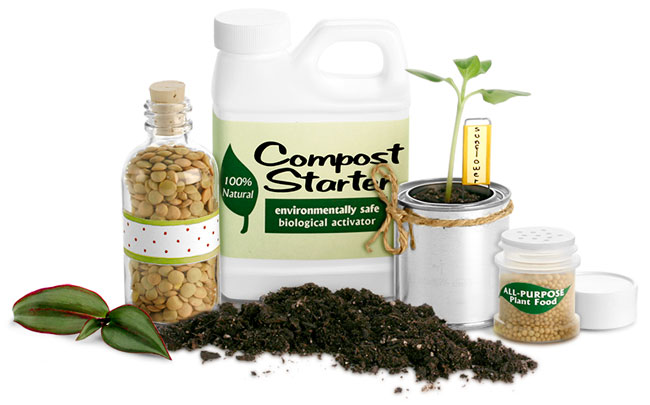Gardening Supplies & Containers