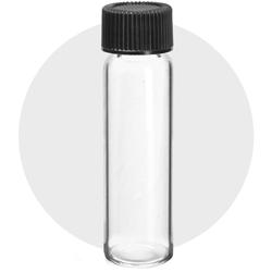 Glass Sample Size Vials