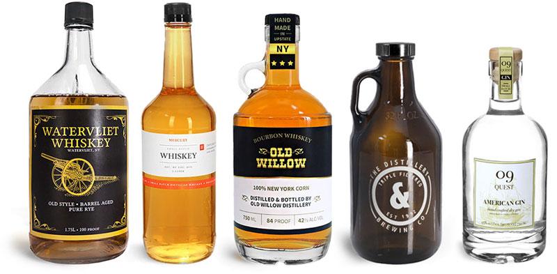 Product Spotlight - Glass Beverage Bottles