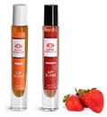 Clear Glass Roll On Lip Gloss Containers