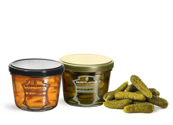 Glass Pickling Jars