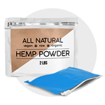 Hemp Protein Powder & Hemp Seed Packaging