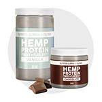 Hemp Protein Powder & Hemp Seed Packaging