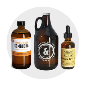 Home Brew, Fermentation and Distilling Containers