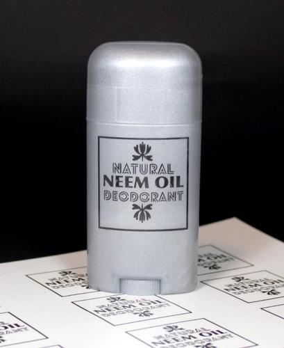 Natural Neem Oil Deodorant
