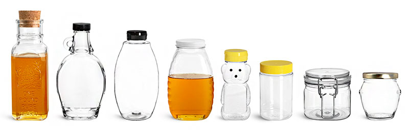 Product Spotlight - Honey Containers