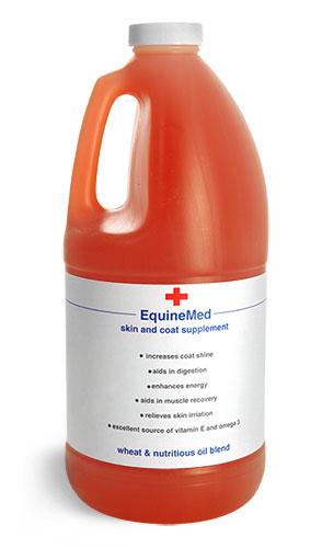 Liquid Horse Supplement Jugs