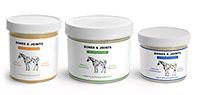 Horse Supplement Jars