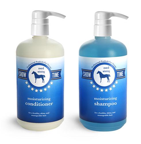 Horse Shampoo Bottles