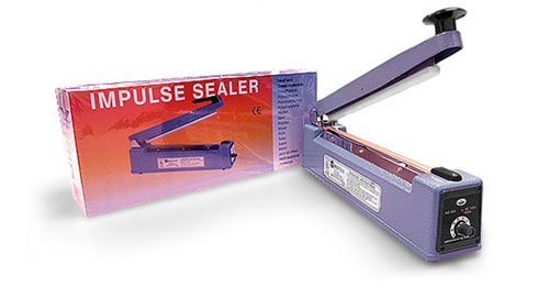Bag Sealer, Plastic Bag Sealer