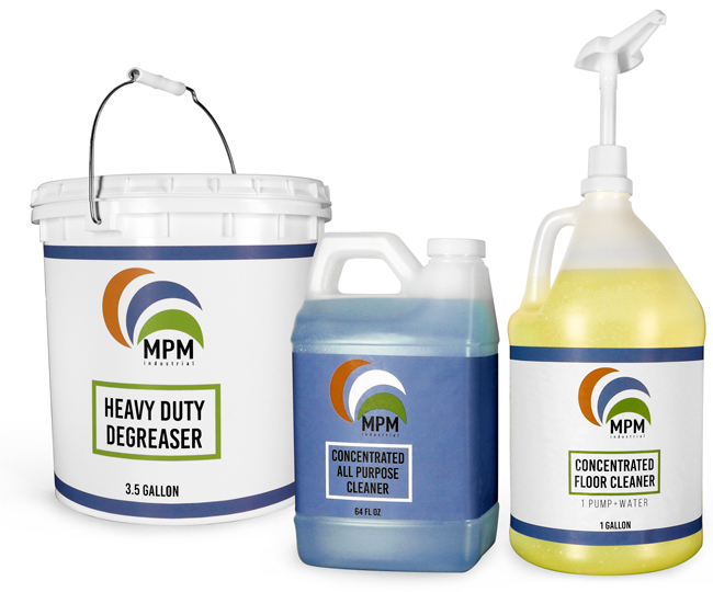 Industrial Restaurant Cleaner Containers
